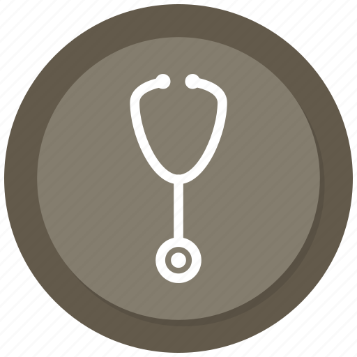 Doctor, doctor stethoscope, medical instrument, stethoscope icon - Download on Iconfinder