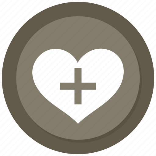 heart, love, medical, pluse icon