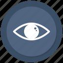 eye, look