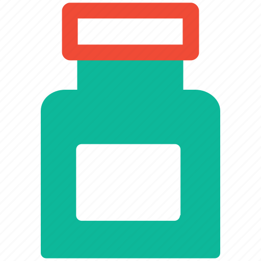 drugs, medical, medicine, pills bottle icon