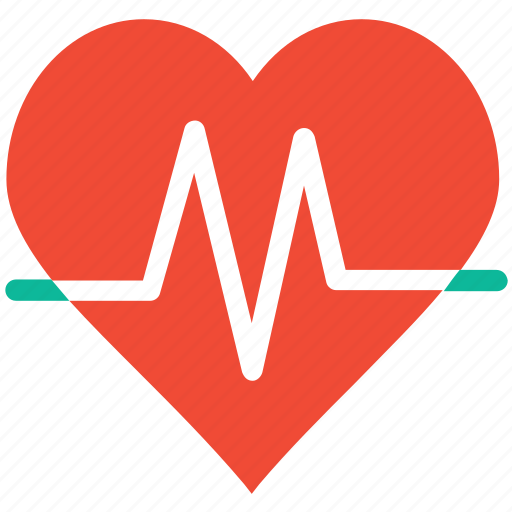 healthcare, heartbeat, medical, pulse icon