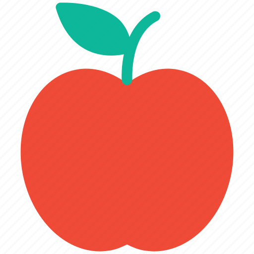 apple, health, healthy diet, nutritious icon