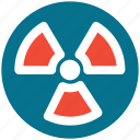 danger, death, toxic, warning icon