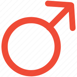 gender, male, male sign, man icon