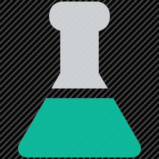 beaker, flask, lab equipment, test tube icon