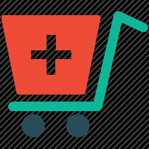 medical, medicine cart, medicine supply, pharmacy icon