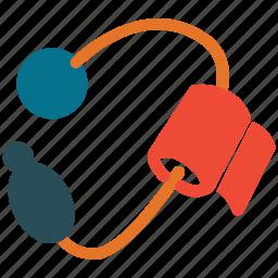 apparatus, bp operator, equipment, medical icon