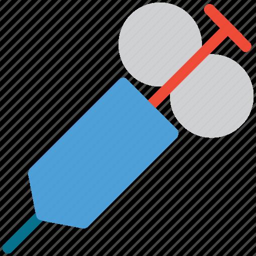 injection, medicine, syringe, vaccine icon