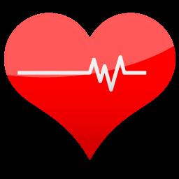 beat, heart icon