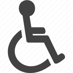 disabled, health, medicine, people icon