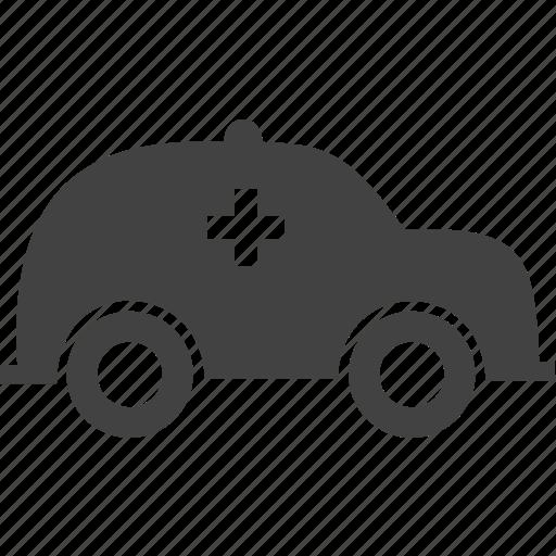 ambulance, car, health, medicine icon