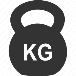 dumbbell, fitness, gym, kettlebell, sports, weight icon