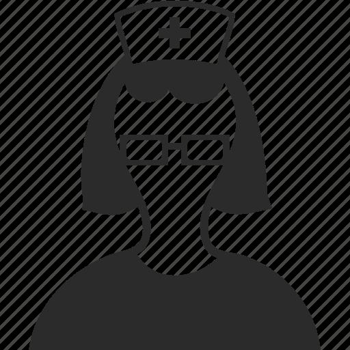 doctor, health, medicine, nurse, person, user icon