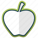 appel, food, fruit, health, healthcare, healthy, medicine icon
