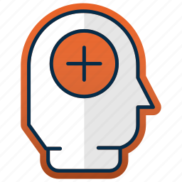 head, healthcare, medicine, person, profile, user icon