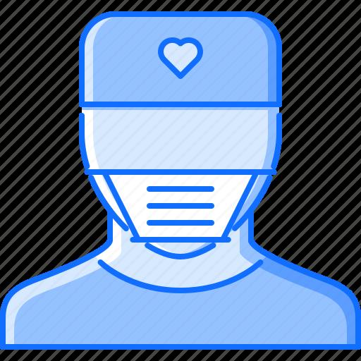 disease, doctor, hospital, mask, medicine, surgeon, treatment icon