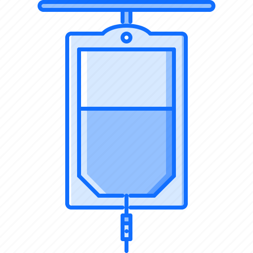 disease, dropper, hospital, medicine, saline, solution, treatment icon