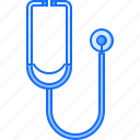 disease, hospital, medicine, stethoscope, treatment icon