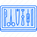 disease, hospital, medicine, surgeon, surgery, tool, treatment icon