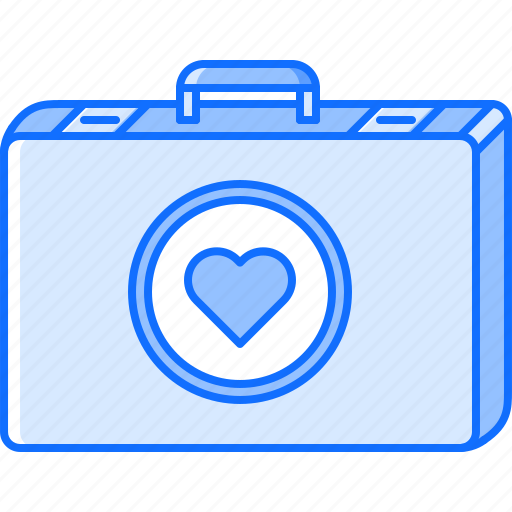 aid, case, first, hospital, kit, medicine, treatment icon