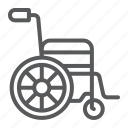 accessible, disabled, handicapped, help, invalid, medical, wheelchair icon