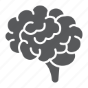 anatomy, brain, brainstorm, human, memory, neurology, organ icon