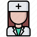 doctor, medical, medicine, nurse, pharmacy, treatment icon