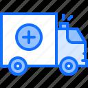 ambulance, car, medical, medicine, pharmacy, treatment