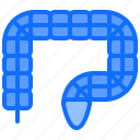 colon, medical, medicine, organ, pharmacy, treatment icon