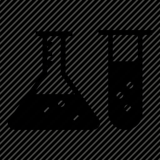 lab test, lab tool, medical apparatus, medical test, test tube icon