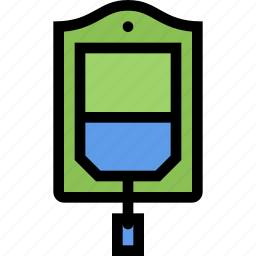ambulance, counter, dostor, drop, hospital, medicine, treatment icon