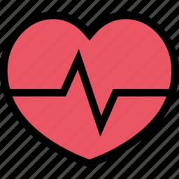 ambulance, dostor, hospital, medicine, pulse, treatment icon