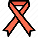 ambulance, dostor, hospital, medicine, ribbon, treatment icon