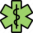 ambulance, dostor, hospital, medicine, treatment icon