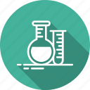 chemicl, drug, flask, health, hearbal, liquid, test icon