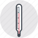 fever, healthcare, temperature, thermometer icon