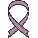 awareness, breast, cancer, healthcare, medical, prevention, ribbon icon
