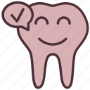 dental, dentist, health, healthy, medical, medicine, tooth icon