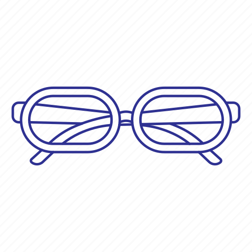 accessory, doctor, glasses icon