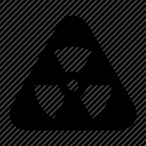 Biohazard, hazard, radiation, toxic, warning, caution, danger icon - Download on Iconfinder