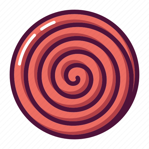 dream, genetic, helix, hypnosis, mesmerism, optical, spiral icon