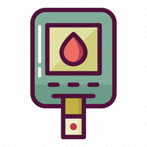 blood, blood test, diabetes, diabetic, healthcare, leukocyte, sugar icon