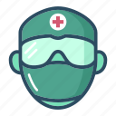 doctor, healthcare, hospital, medicine, surgeon, surgery, treatment icon