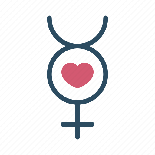 feminism, gender, hermaphrodite, intersexuality, sex, sexual, sign icon