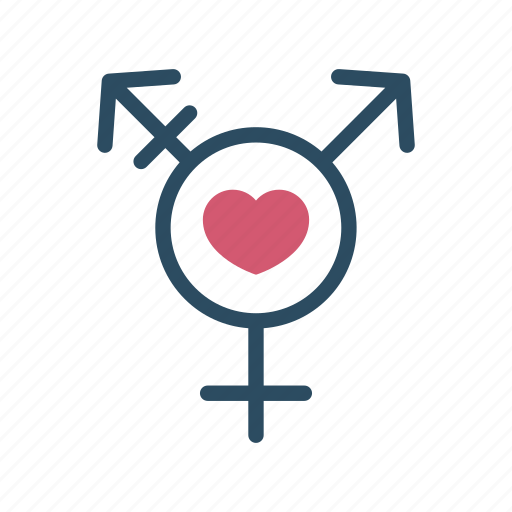 gender, identification, identity, sex, sexual, shemale, transgender icon