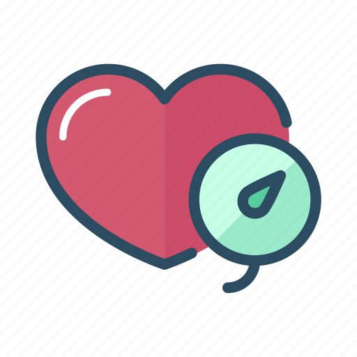 blodd pressure, cardiology, gauge, healthcare, hospital, medicine, pulse icon