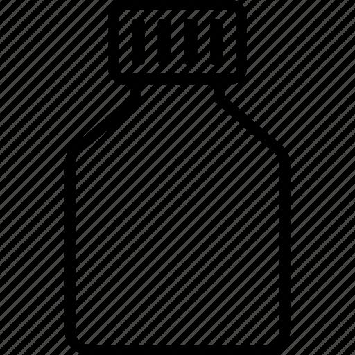 bottle, drug, medical, medicine, pharmacy, tube, vial icon