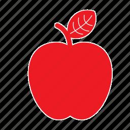 apple, doctor, food, health, healthy icon