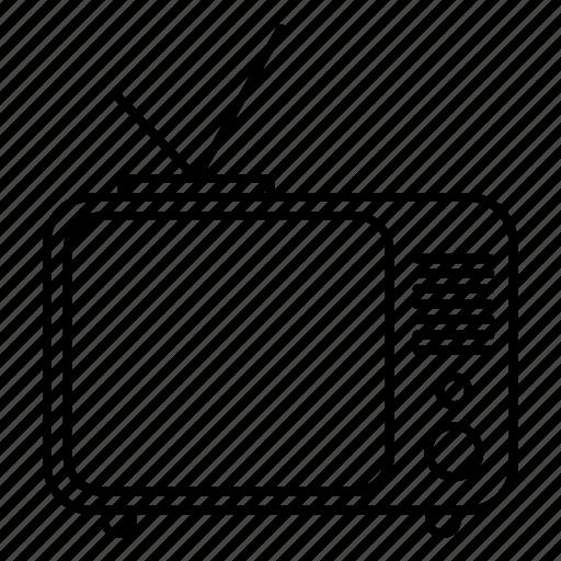 channel, screen, television, tv, tv icon icon