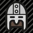 game, heavy, helmet, rpg, viking